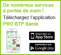 Applications RO BTP