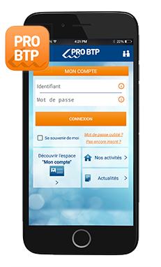 Application PRO BTP Essentiel